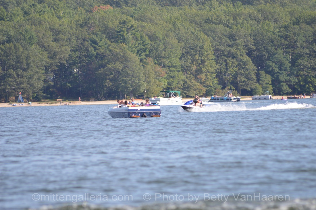 Otsego Lake, Michigan - July 13, 2007